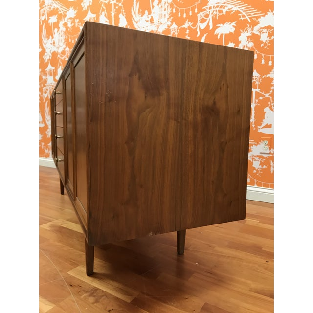 1960's Mid-Century Modern Drexel Declaration Credenza Buffet For Sale - Image 11 of 13