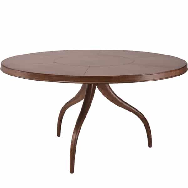 Julian Chichester Julian Chichester Printz Dining Table For Sale - Image 4 of 4