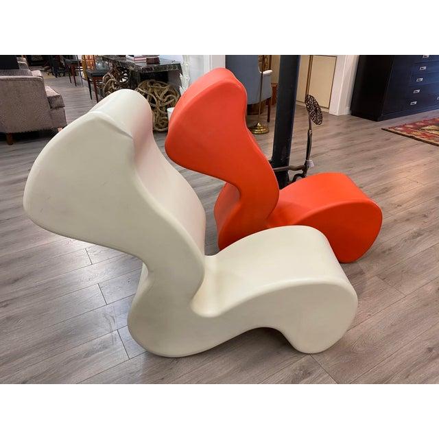Pair of Verner Panton Phantom Chairs For Sale - Image 10 of 10