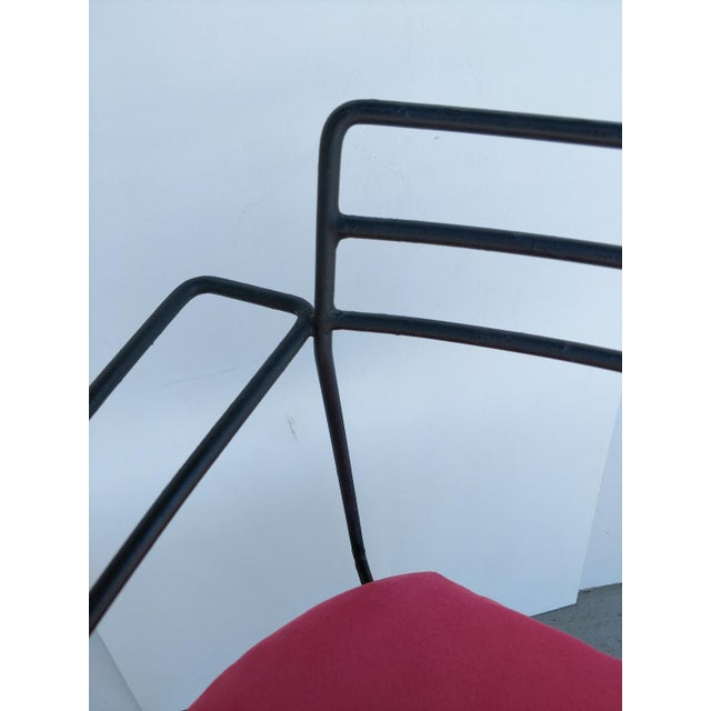 Pascal Mourgue, Twist Chair, 1985 For Sale - Image 9 of 10