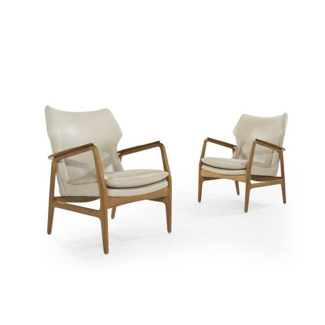 Teak Lounge Chairs by Aksel Bender Madsen for Bovenkamp - a Pair For Sale In New York - Image 6 of 13