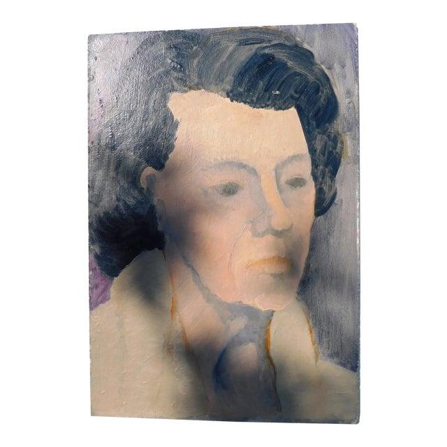 Belle Grandmère Original Painting For Sale
