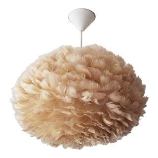 'Eos' Feather Pendant Light by Vita Copenhsgen For Sale
