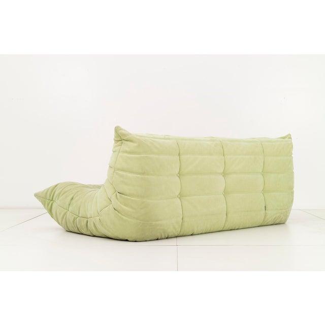Ligne Roset Pair of Michel Duraroy Togo Sofas For Sale - Image 4 of 9