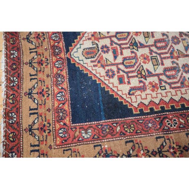 "Distressed Malayer Runner - 3'4"" X 9'2"" - Image 10 of 10"