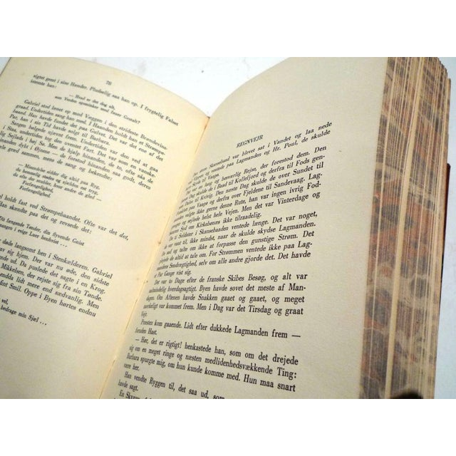 Jorgen-Frantz Jacobsen Vintage Book - Image 5 of 5