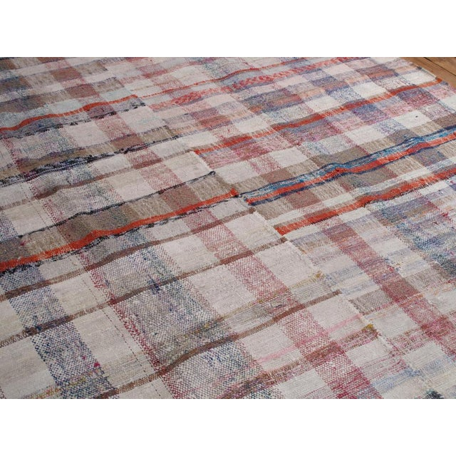 Early 20th Century Pala Kilim For Sale - Image 5 of 6