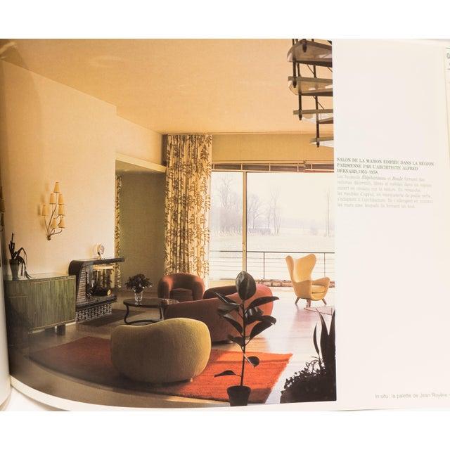world class jean royere d corateur a paris book decaso. Black Bedroom Furniture Sets. Home Design Ideas