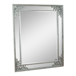 French Baroque Style Mirror For Sale