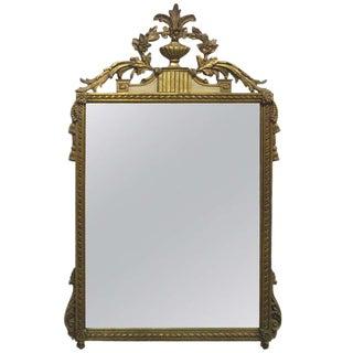 Gold Gilt Mirror