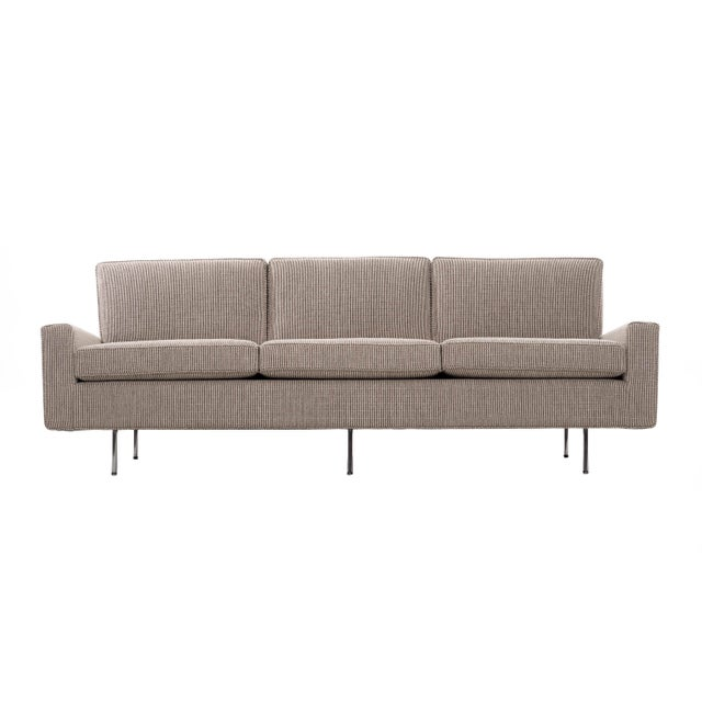 1950s Vintage Florence Knoll Sofa For Sale - Image 12 of 12