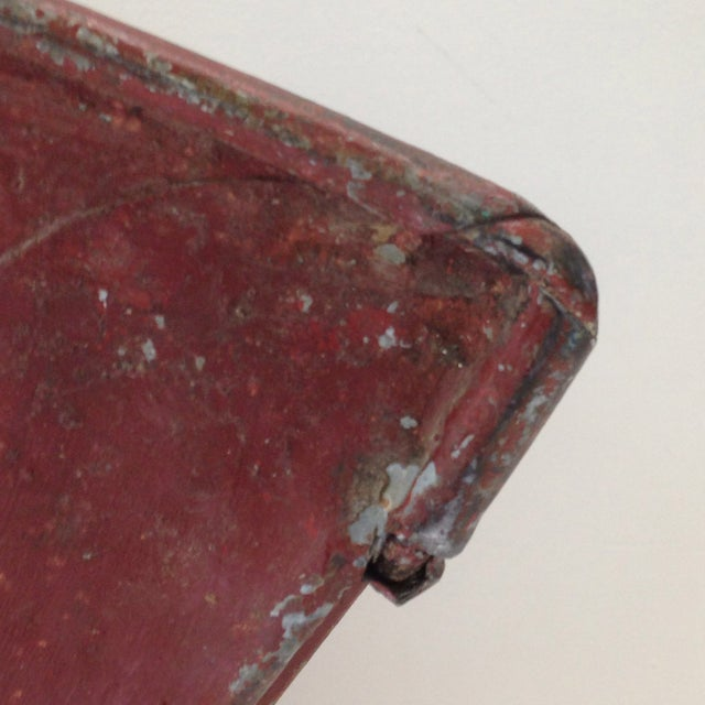 Animal Skin 20th Century French Grape Hotte For Sale - Image 7 of 8
