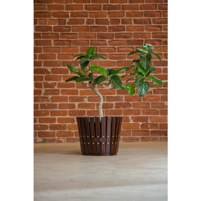 Customizable Plantum American Hardwood Modular Planter Cover - Image 4 of 7