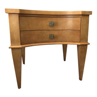 Hollywood Regency Century Side Table For Sale