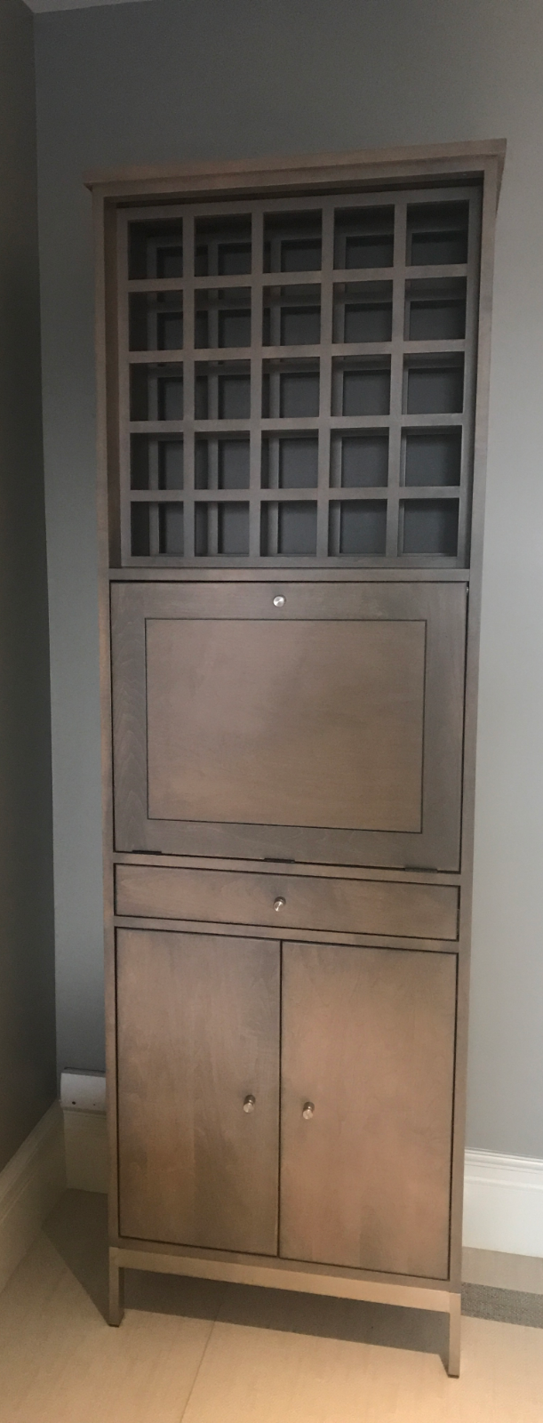 Wood Room U0026 Board Contemporary Bar Cabinet For Sale   Image 7 ...