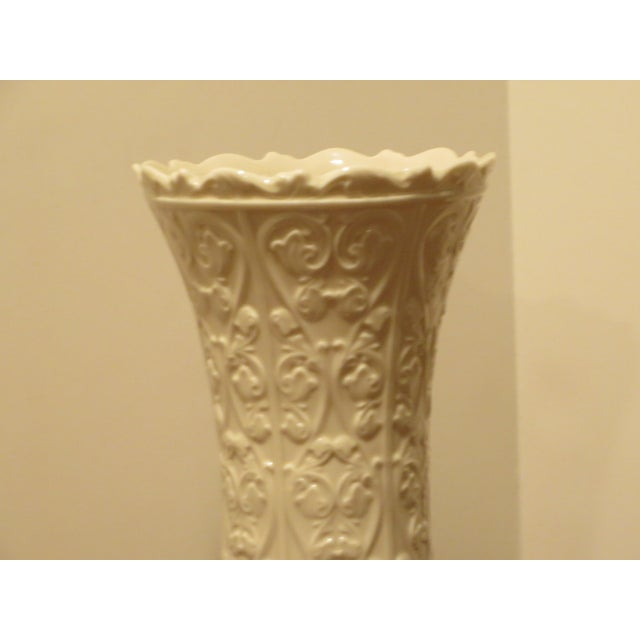 Lenox Porcelain Vase Chairish
