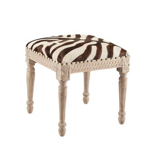 Zebra Stool For Sale