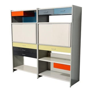 Gispen 5600 Modular Storage System For Sale