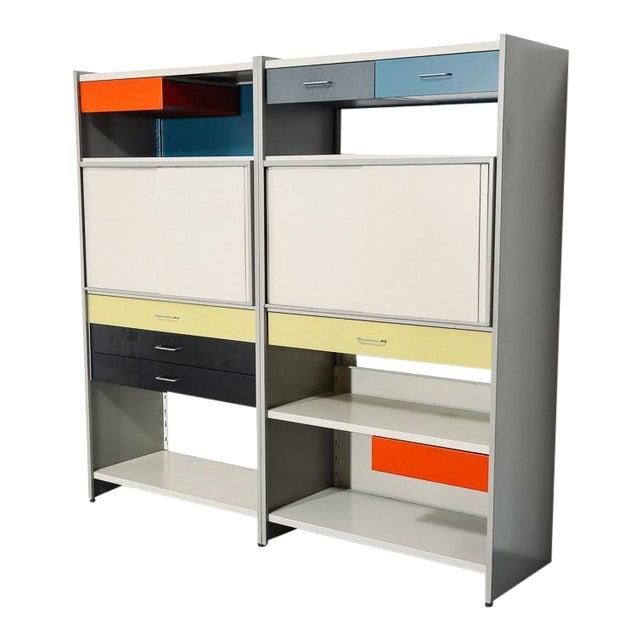 Gispen 5600 Modular Storage System For Sale