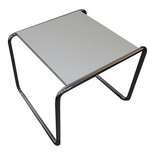 Marcel Breuer for Knoll Laccio Side Table