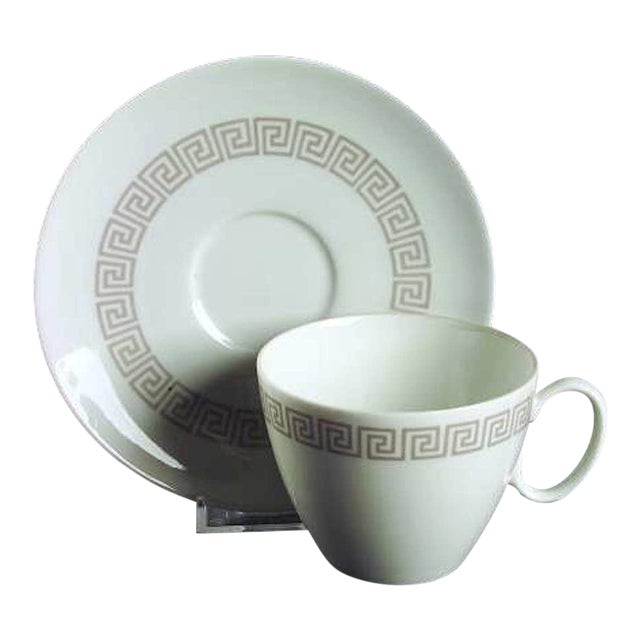 Rosenthal Rosenthal Greek Key Athenian China Set - 63 pieces For Sale - Image 4 of 12