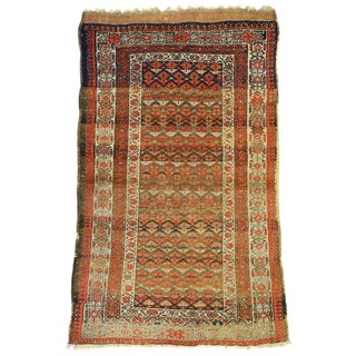 20th Century Persian Sarab Rug - 3′8″ × 6′1″ For Sale