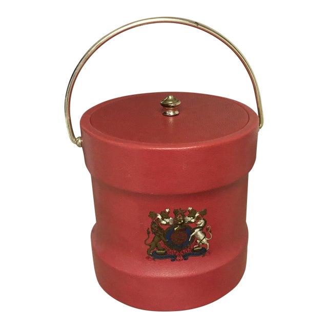 Vintage Kraftware Ice Bucket For Sale