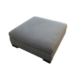 Oversized Modern Minimalist Ottoman Coffee Table