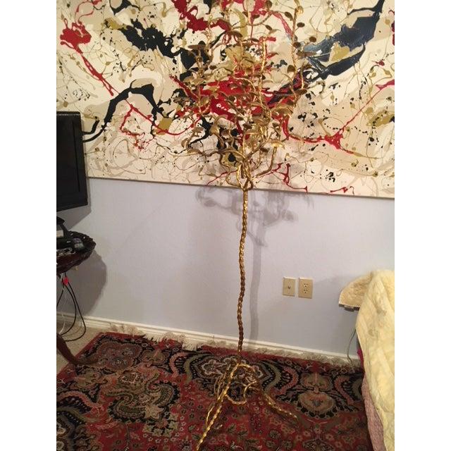 Large Floor Art Candelabra For Sale - Image 13 of 13