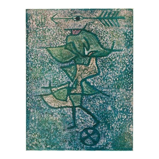 "1955 Paul Klee, First Edition Lithograph ""Diana"" For Sale"