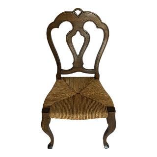 Vintage Mid Century Children's Chair For Sale