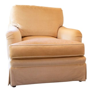 Baker Furniture Club Chair For Sale