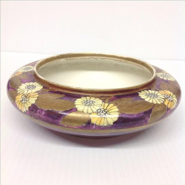 O&E G Royal Austria Iridescent Ceramic Bowl, 1829 - Image 2 of 6