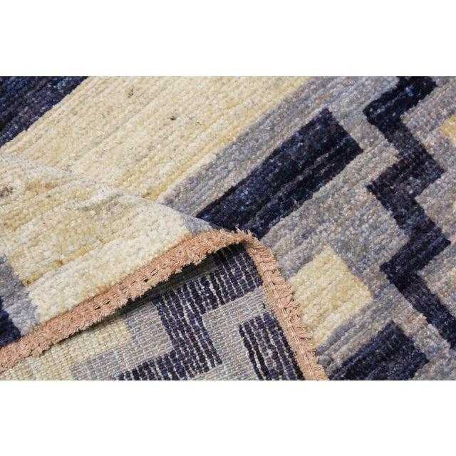 Handmade Navajo Design Rug For Sale - Image 9 of 10
