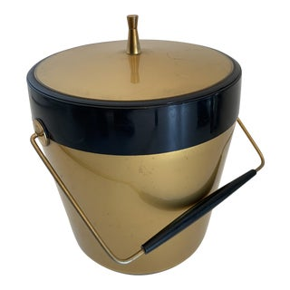 1960s Italian Mid Century Ice Bucket For Sale