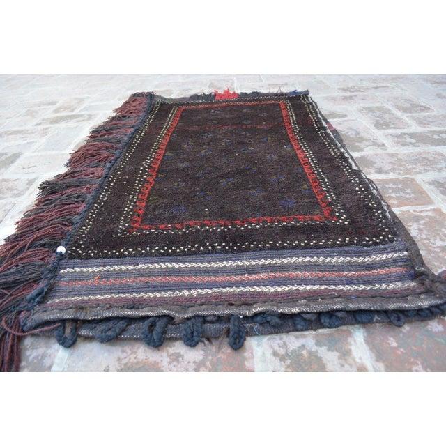 Decorative Handmade Floor Cushion For Sale - Image 4 of 6