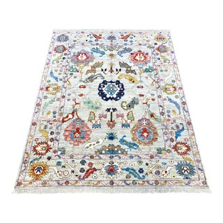Oushak Wool Rug- 8' X10' For Sale