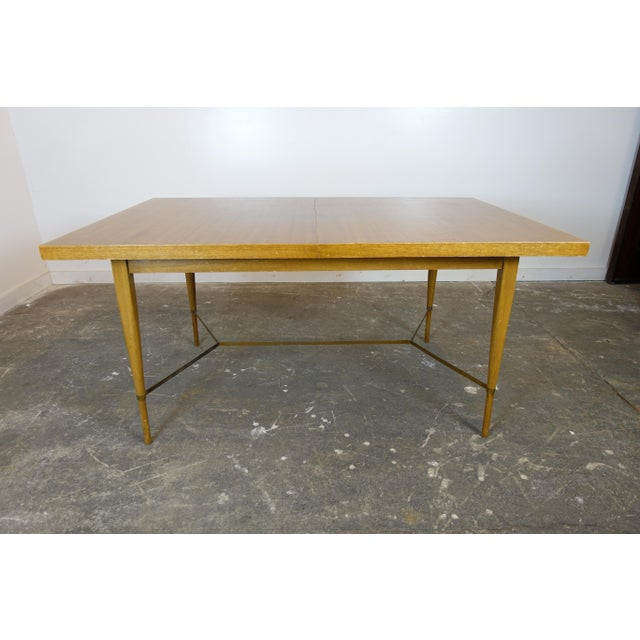 1950s Mid Century Modern Paul McCobb Dining Set - 7 Pieces For Sale - Image 9 of 12