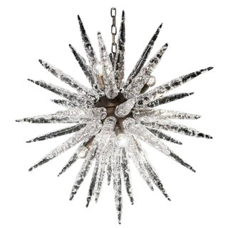 Icicle Sputnik Chandelier by Fabio Ltd For Sale