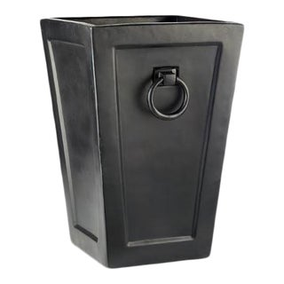 Atherton Black Planter For Sale