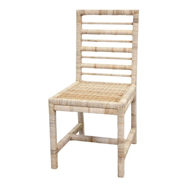 Maritime Dining Chair, Natural For Sale