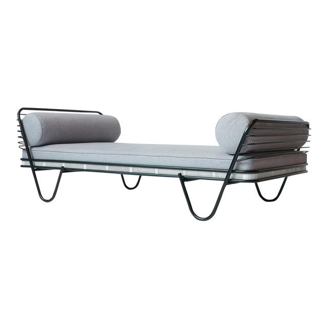 Fine Kyoto Daybed By Mathieu Mategot Andrewgaddart Wooden Chair Designs For Living Room Andrewgaddartcom