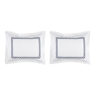 Catena King Shams, Set of 2 in Navy For Sale