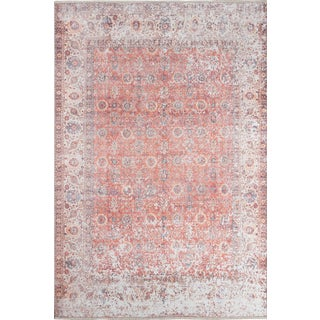 Momeni Chandler Keya Red 4' X 6' Area Rug For Sale