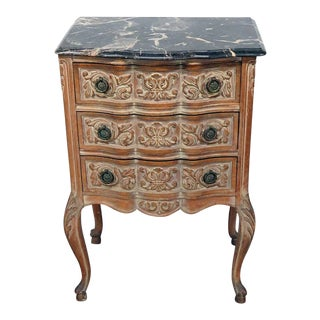 Antique Louis XVI Style Chest For Sale