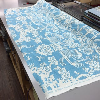 """Lhasa"" Brunschwig & Fils Fabric Preview"
