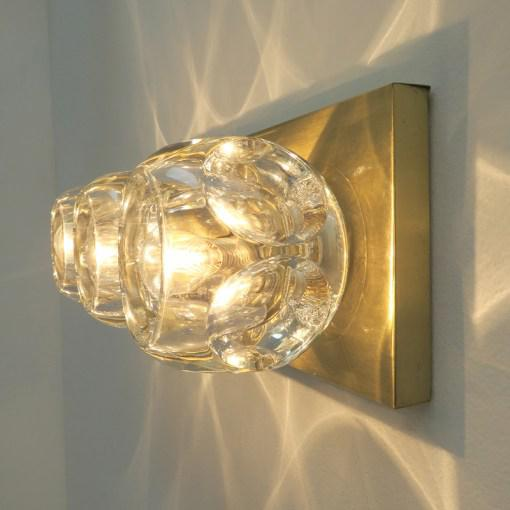 Peill & Putzler Cubic Wall Lights - A Pair For Sale - Image 10 of 10