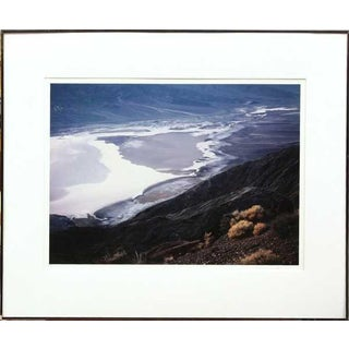 "1980s Vintage ""Dante's View Death Valley, Ca"" Photograph by Clinton Smith For Sale"