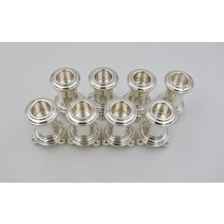 Vintage Tiffany & Co. Sterling Silver Candleholders - Set of 8 Preview
