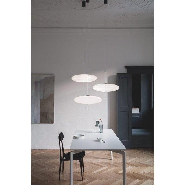 Gino Sarfatti Gino Sarfatti Model No. 2065 Ceiling Light For Sale - Image 4 of 9
